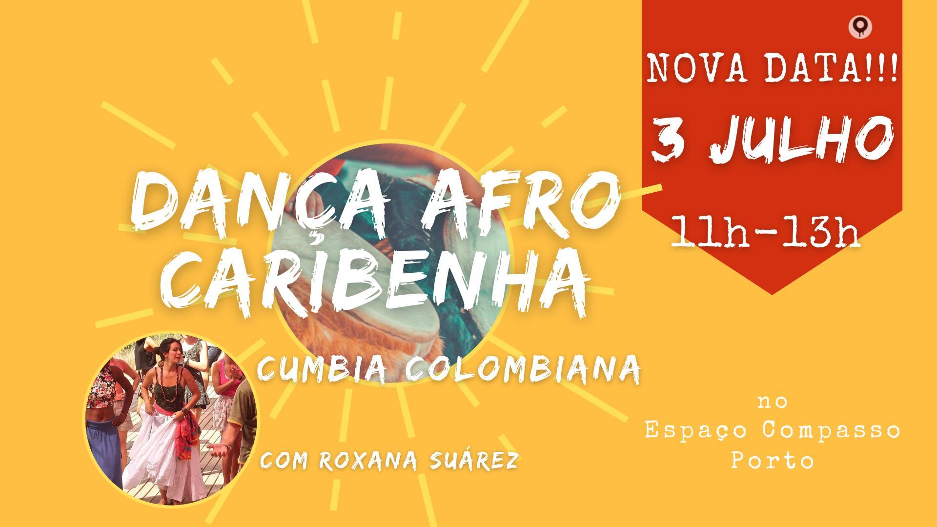 Dança AfroCaribenha - Cumbia Colombiana