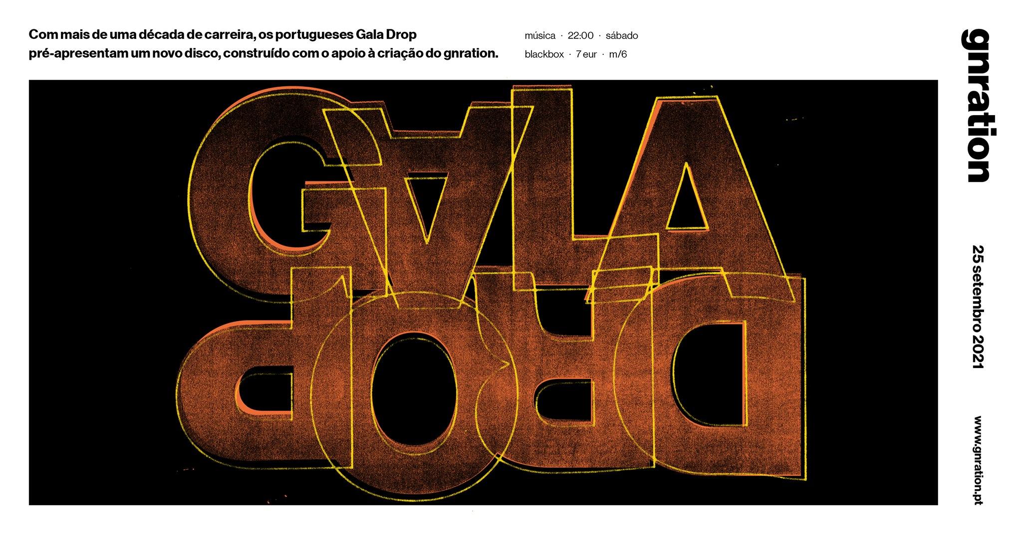 Gala Drop | gnration