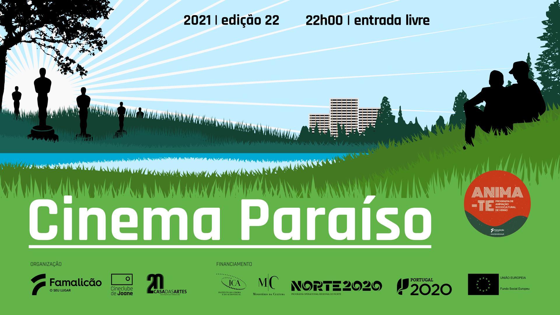 Cinema Paraíso   sessões ao ar livre (edição 22)