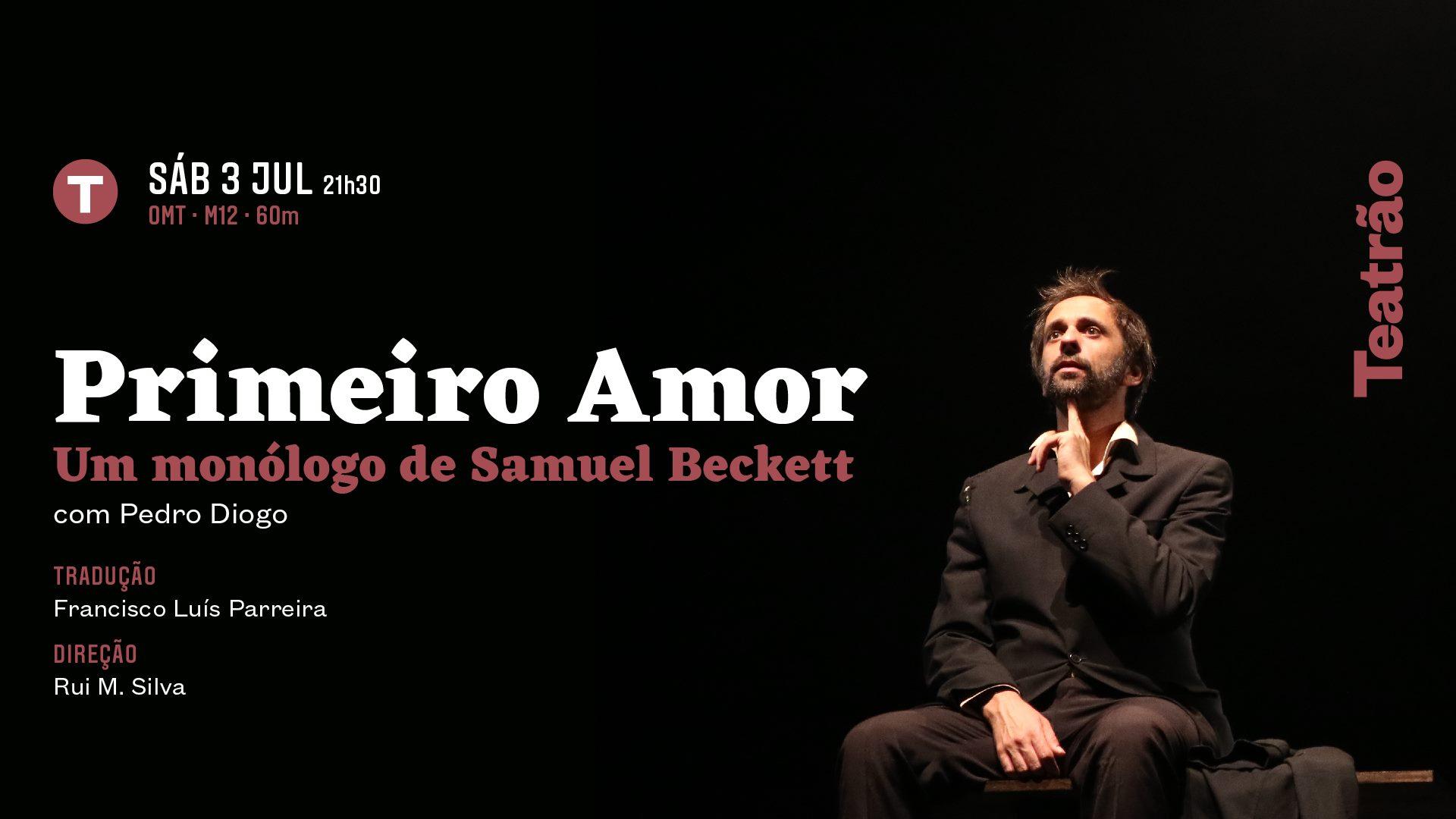 PRIMEIRO AMOR – Samuel Beckett
