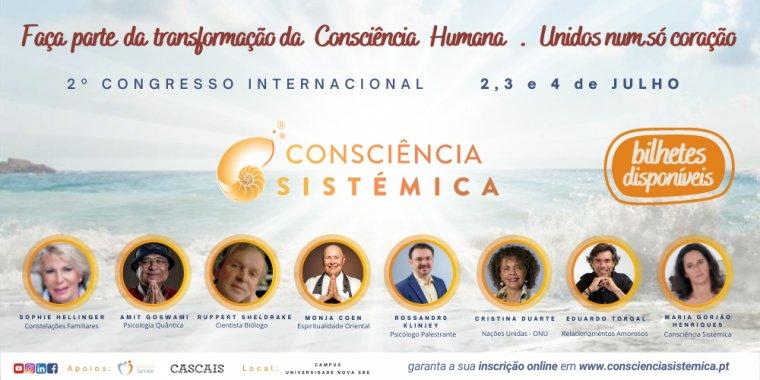 2º Congresso Internacional de Consciência Sistémica