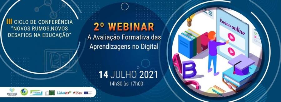 A Avaliação Formativa das Aprendizagens no Digital [inscrições abertas]