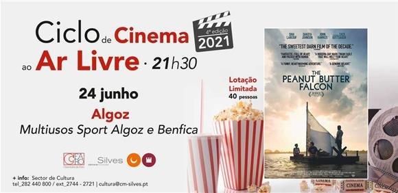 """Sessão de Cinema ao Ar Livre: Filme """"Luta de Mulheres"""""""