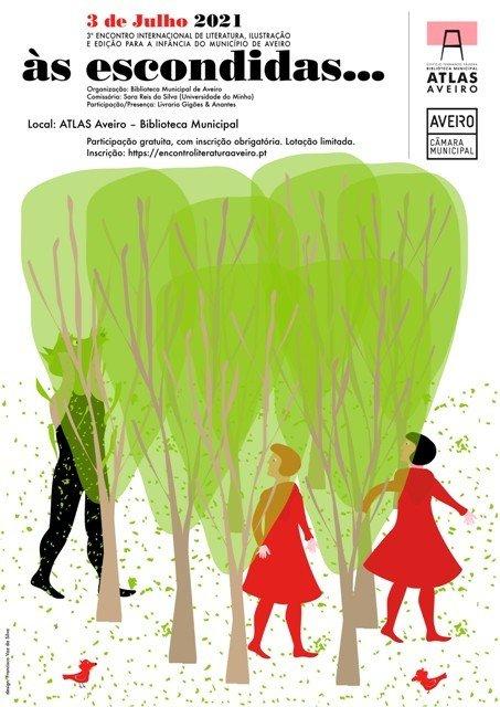 3.º Encontro Internacional de Literatura, Ilustração e Edição para a Infância