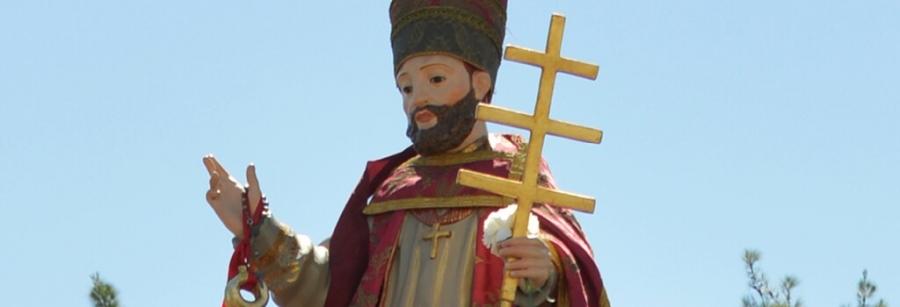 Visitação da Imagem de São Pedro