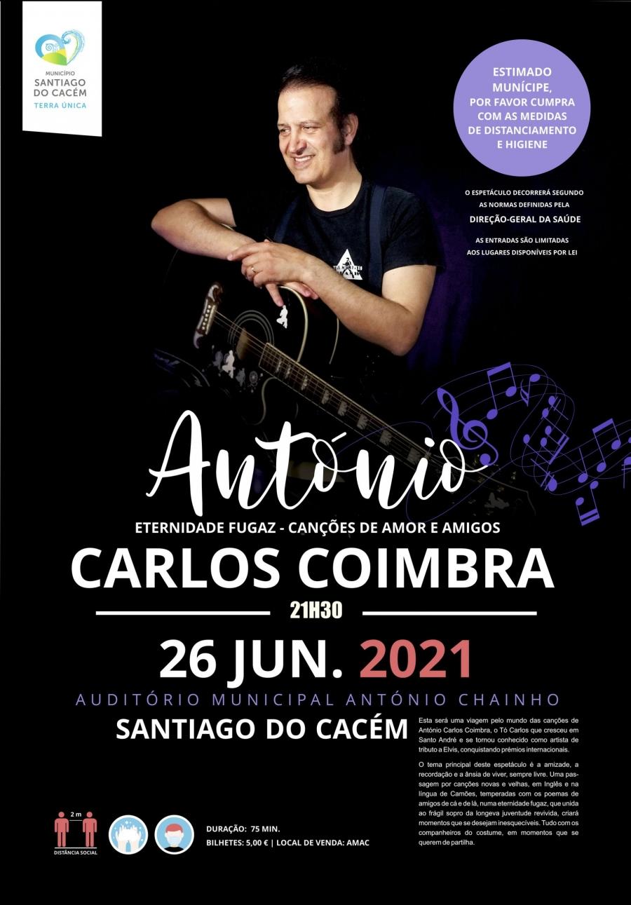 Concerto António Carlos Coimbra