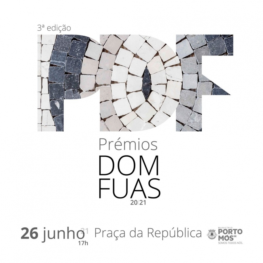 Prémios Dom Fuas - 3ª Edição