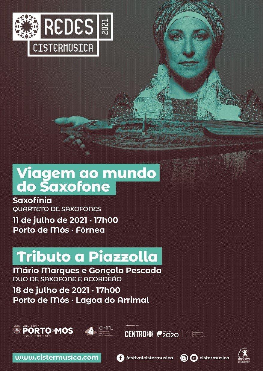 Bienal Ibérica do Património Cultural AR&PA Leiria - Cistermúsica 2021