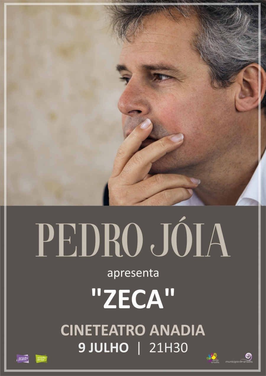 Pedro Jóia apresenta 'ZECA'