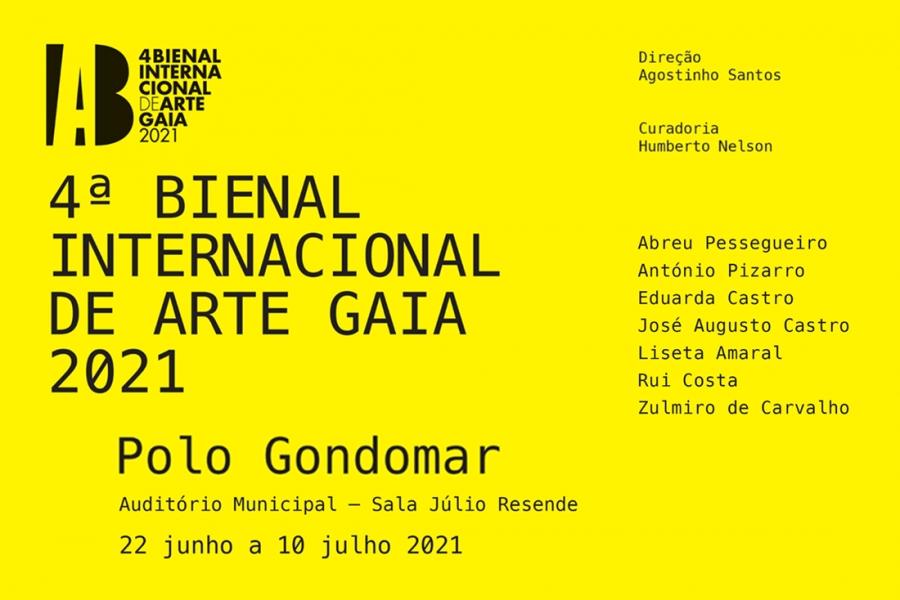 Polo Gondomar – 4ª Bienal Internacional de Arte de Gaia 2021