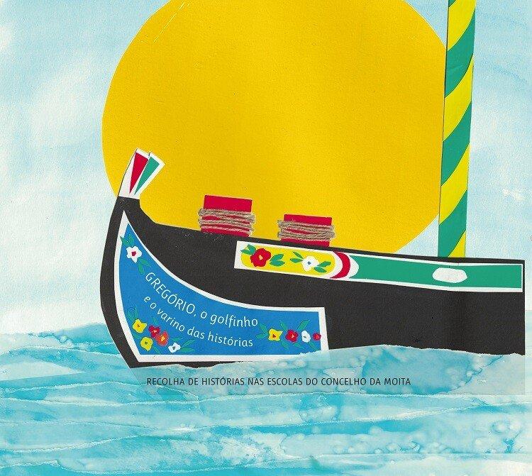 """Lançamento do livro """"Gregório, o golfinho e o varino das ..."""