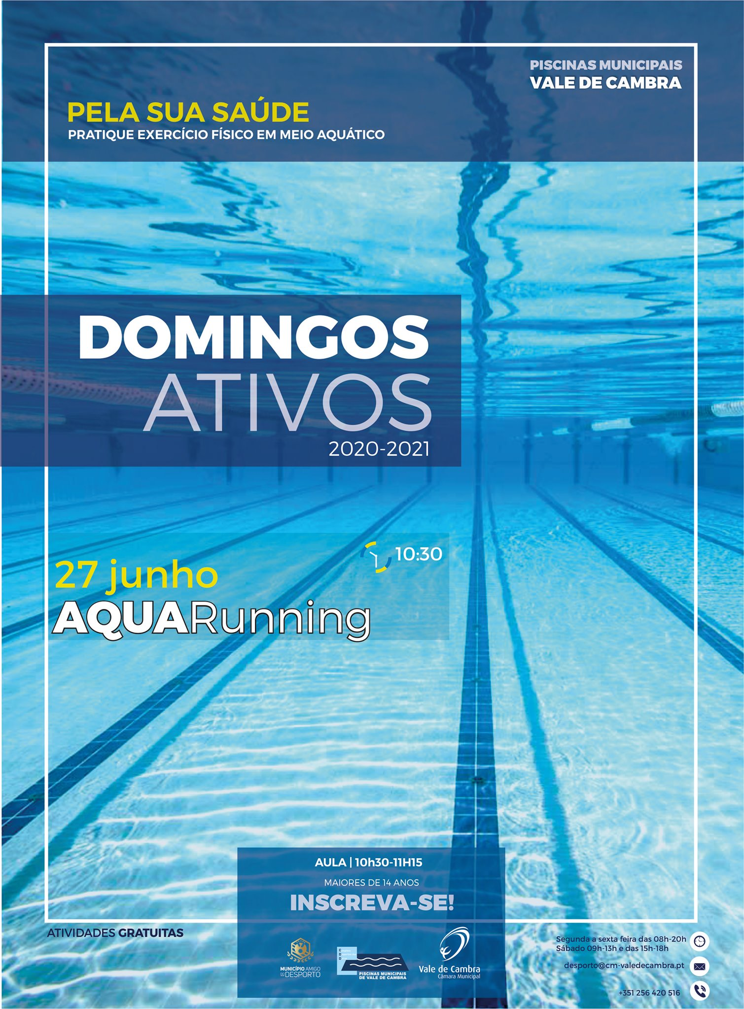 Domingos Ativos: AquaRunning