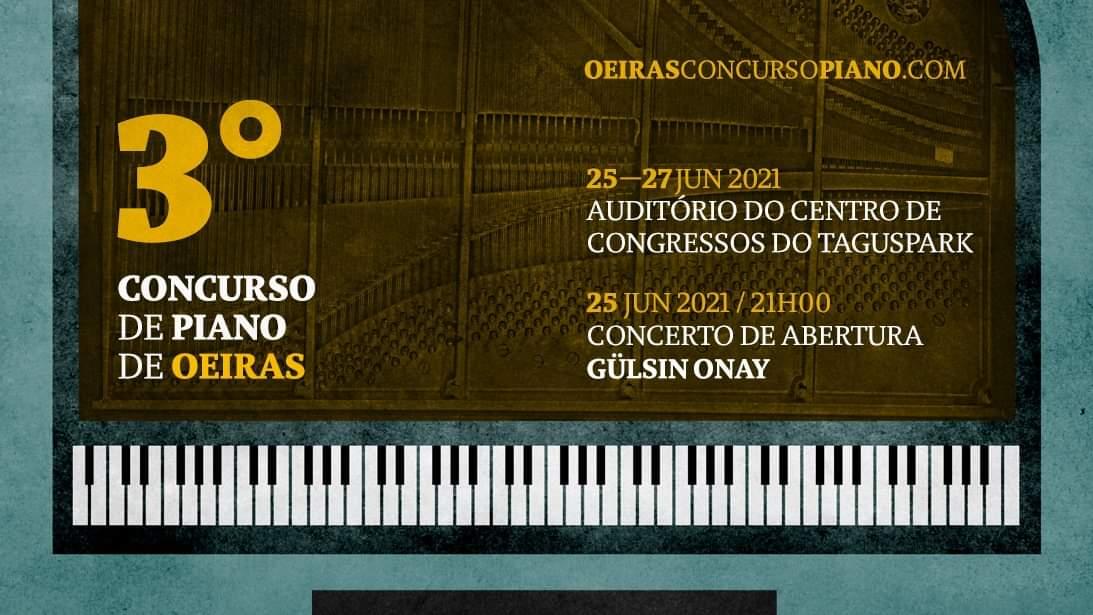 3.º Concurso de Piano de Oeiras