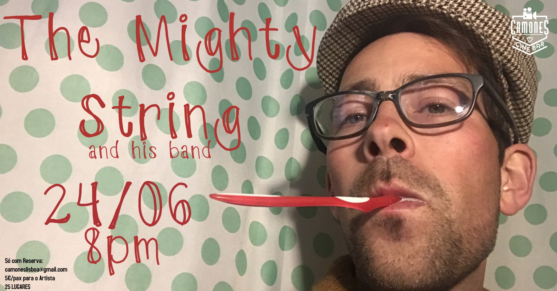 The Mighty String - live -