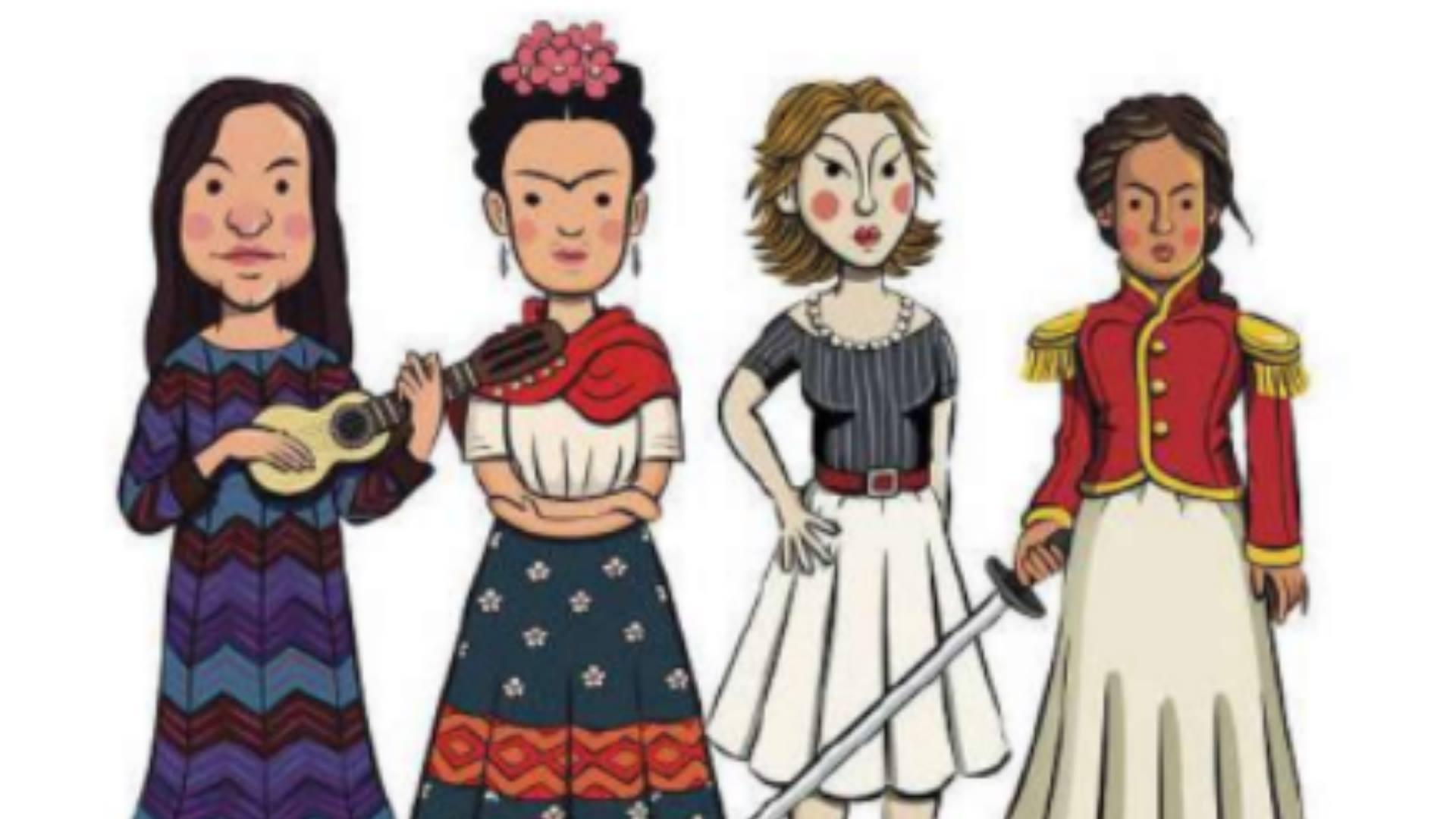 Anti-princesas: Juana Azurduy (Esgotado) :: Bairro em Festa 2021