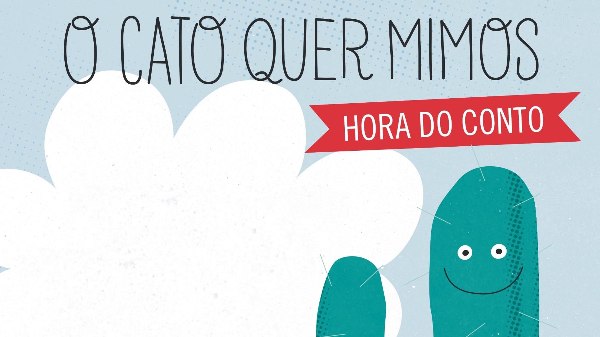 O Cato quer Mimos (Esgotado) :: Bairro em Festa 2021