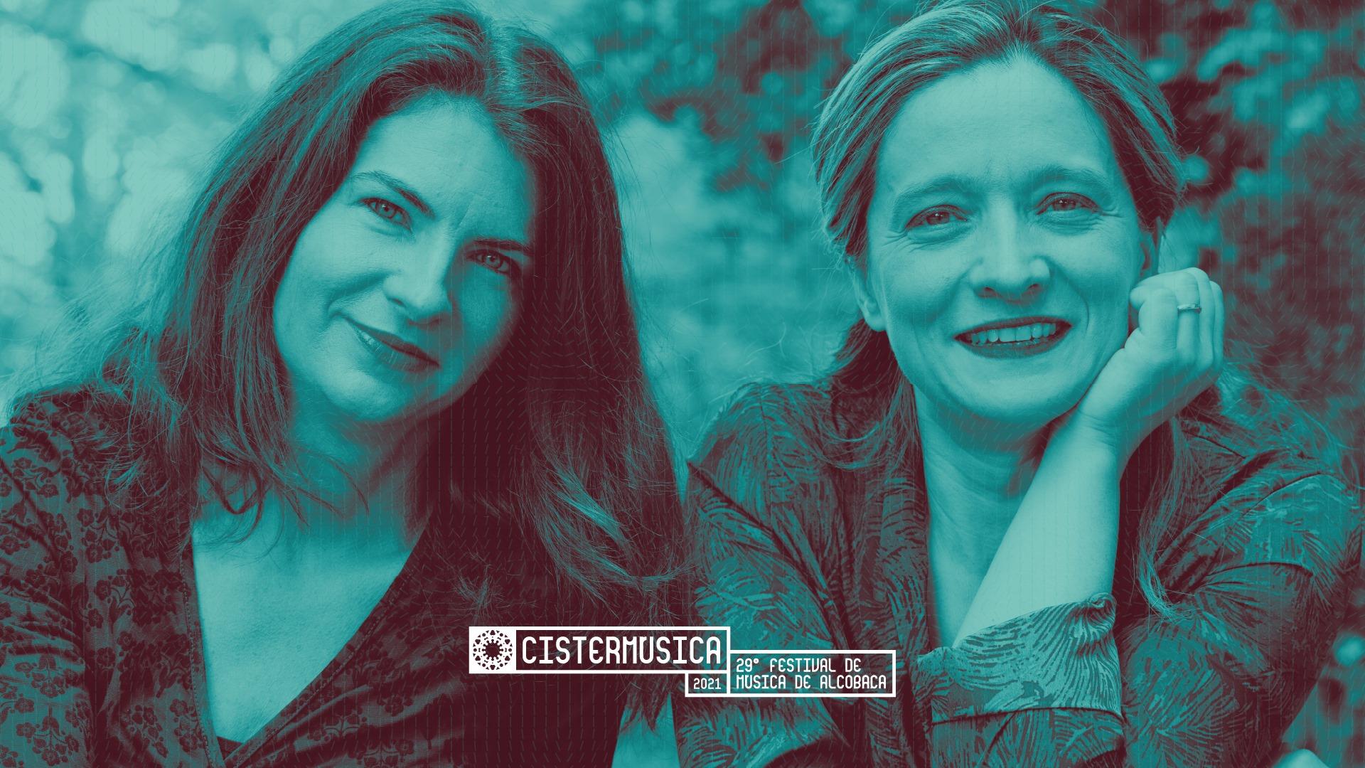 Jill Lawson e Luísa Tender • Recital de Piano a Quatro Mãos • Cistermúsica 2021
