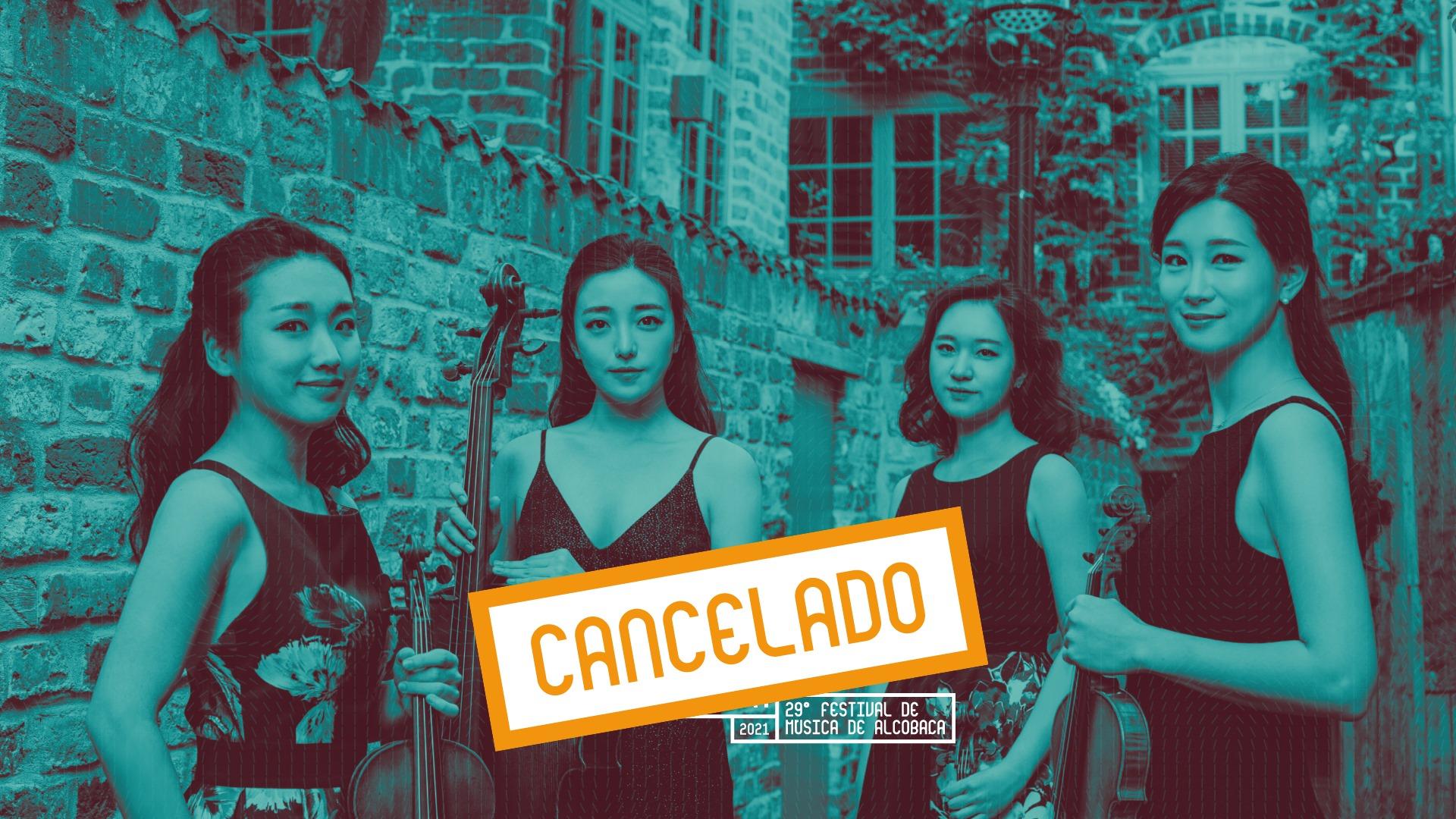 Quarteto Esmé • Cistermúsica 2021