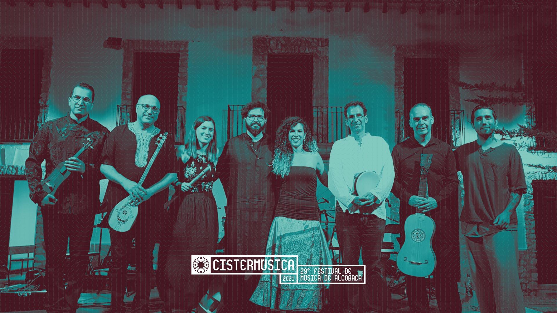 Solistas do Coro de Câmara de Granada e Samsaoui Ensemble •  Cistermúsica 2021