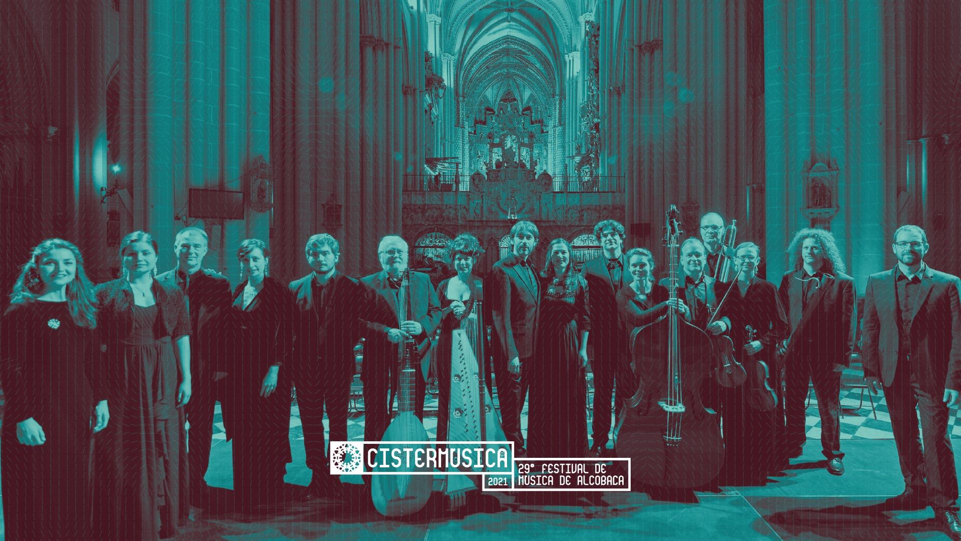 La Grande Chapelle • Concerto de Abertura • Cistermúsica 2021