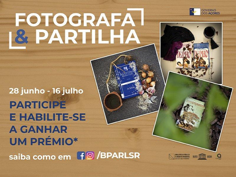 Fotografa & Partilha