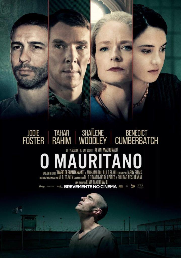 The Mauritanian – 2D