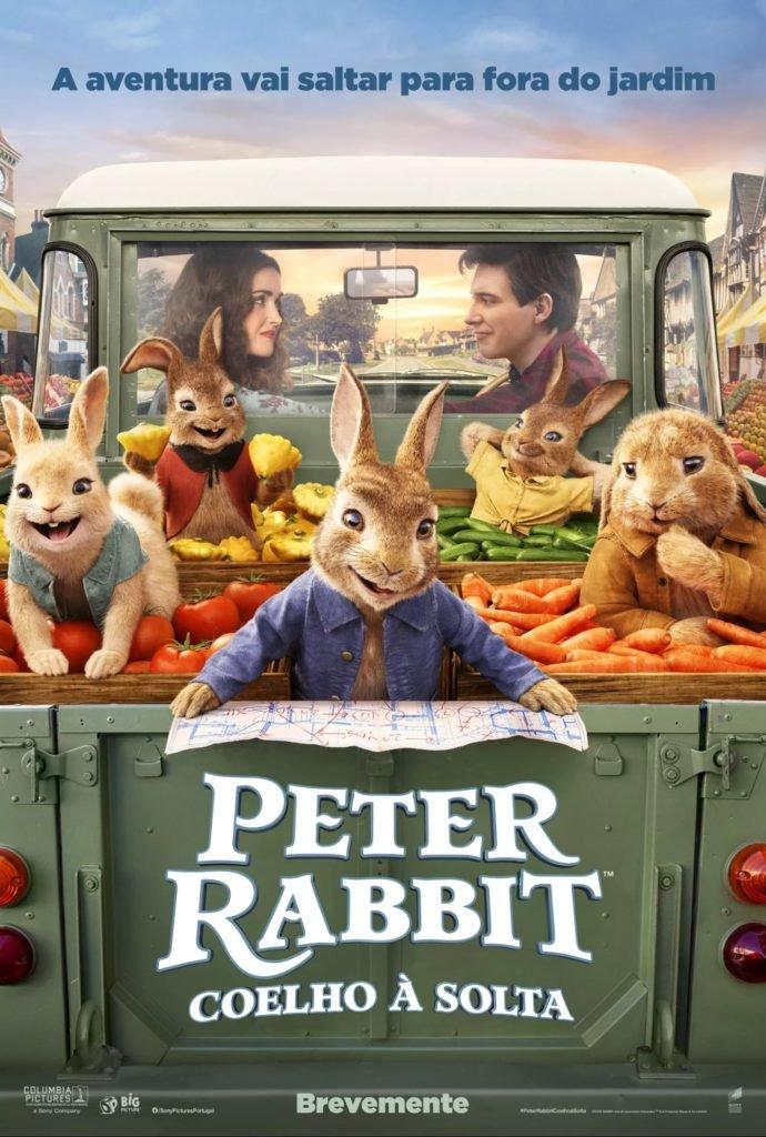 Peter Rabbit 2: The Runaway (Versão Portuguesa) – 2D