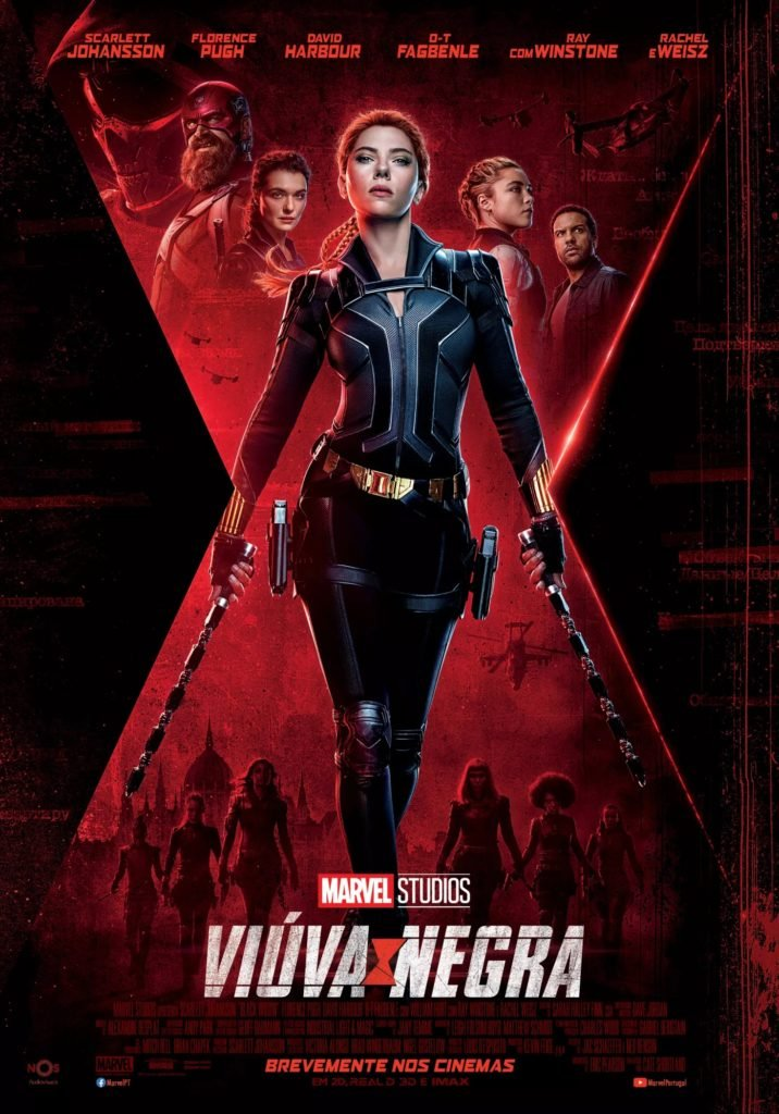 Black Widow – 2D