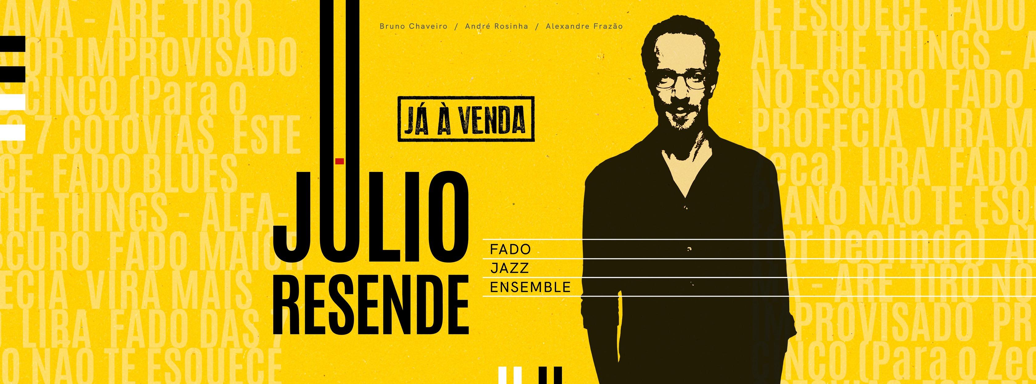 Júlio Resende – 'Amália, Fado & Further'