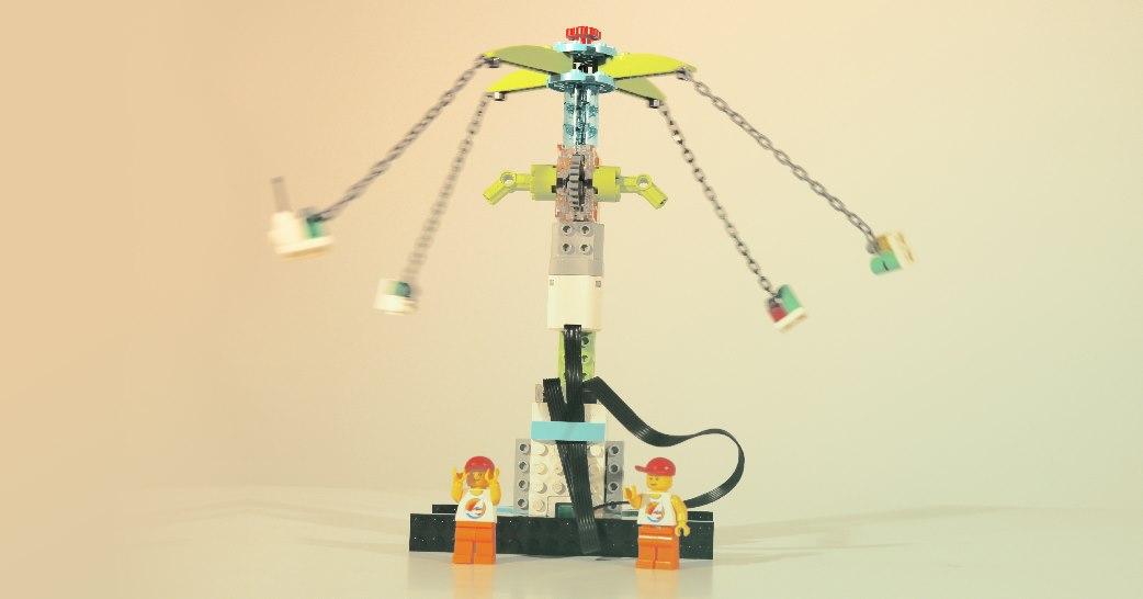 Carrossel robotizado