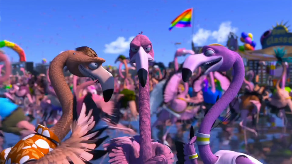 Sessão Arco-Íris | Mês Pride | Cinema de Animação