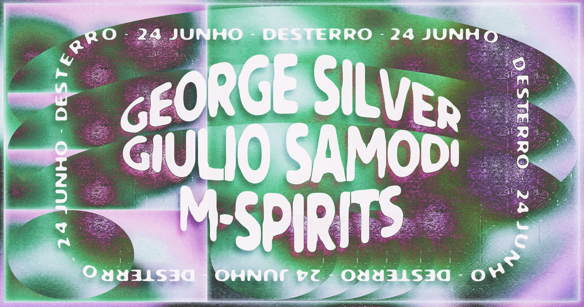 Giulio Samodi // George Silver // M-Spirits