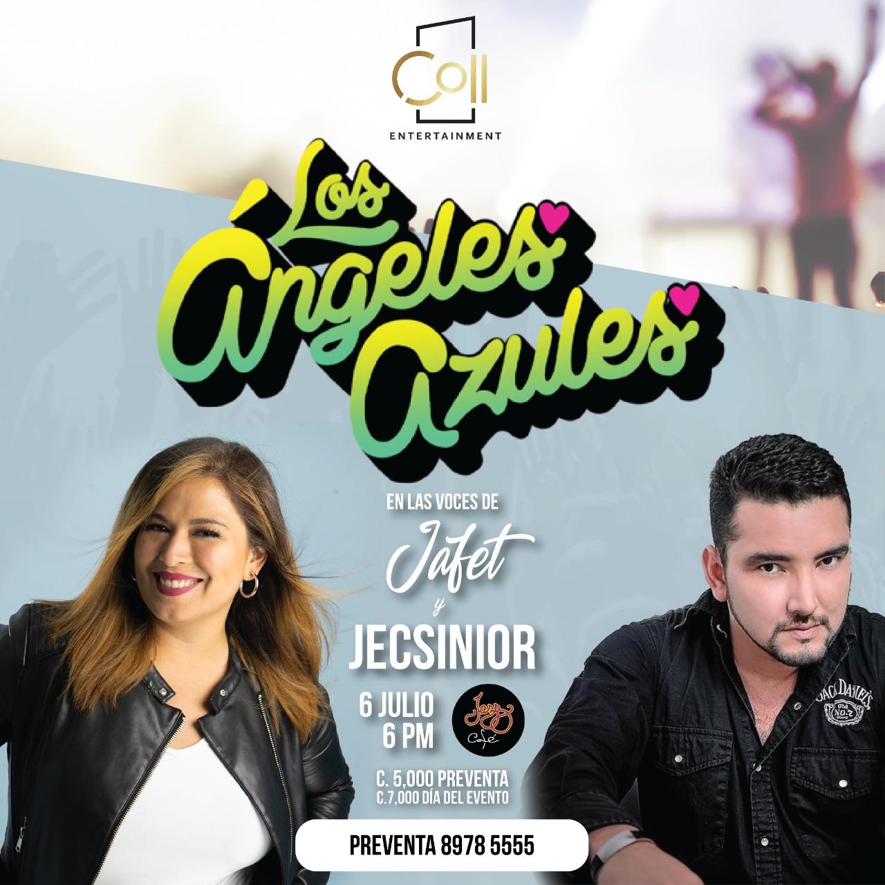 Especial de Los Ángeles Azules