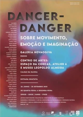 Dancer-Danger — Sobre movimento, emoção e imaginação