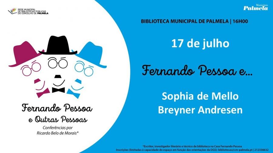 """""""FERNANDO PESSOA E OUTRAS PESSOAS"""" COM SOPHIA DE MELLO BREYNER ANDRESEN"""
