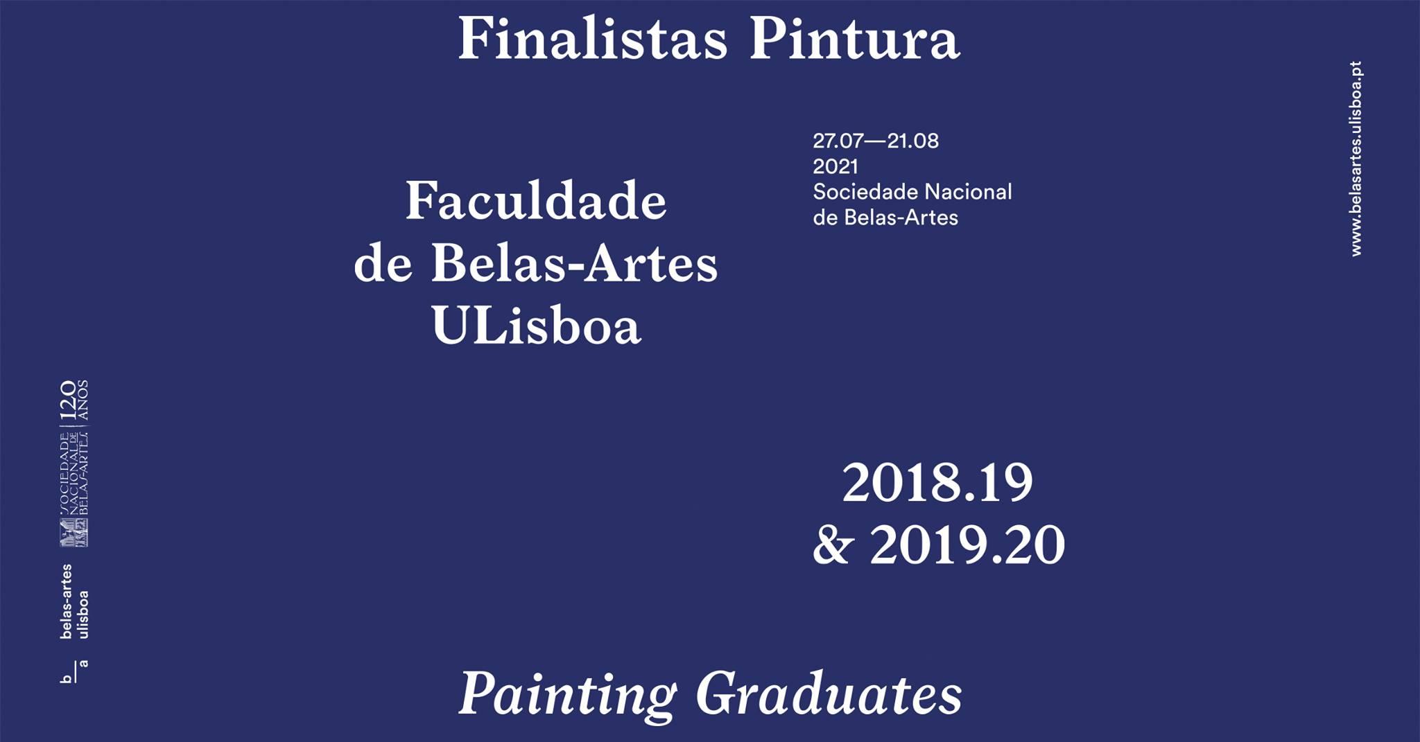 FINALISTAS PINTURA FBAUL 2018.19 & 2019.20
