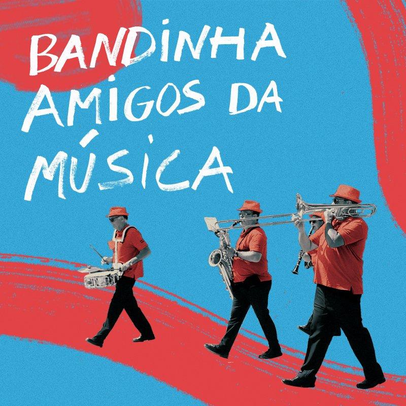 CALDAS ANIMA'21 | Bandinha 'AMIGOS DA MÚSICA'