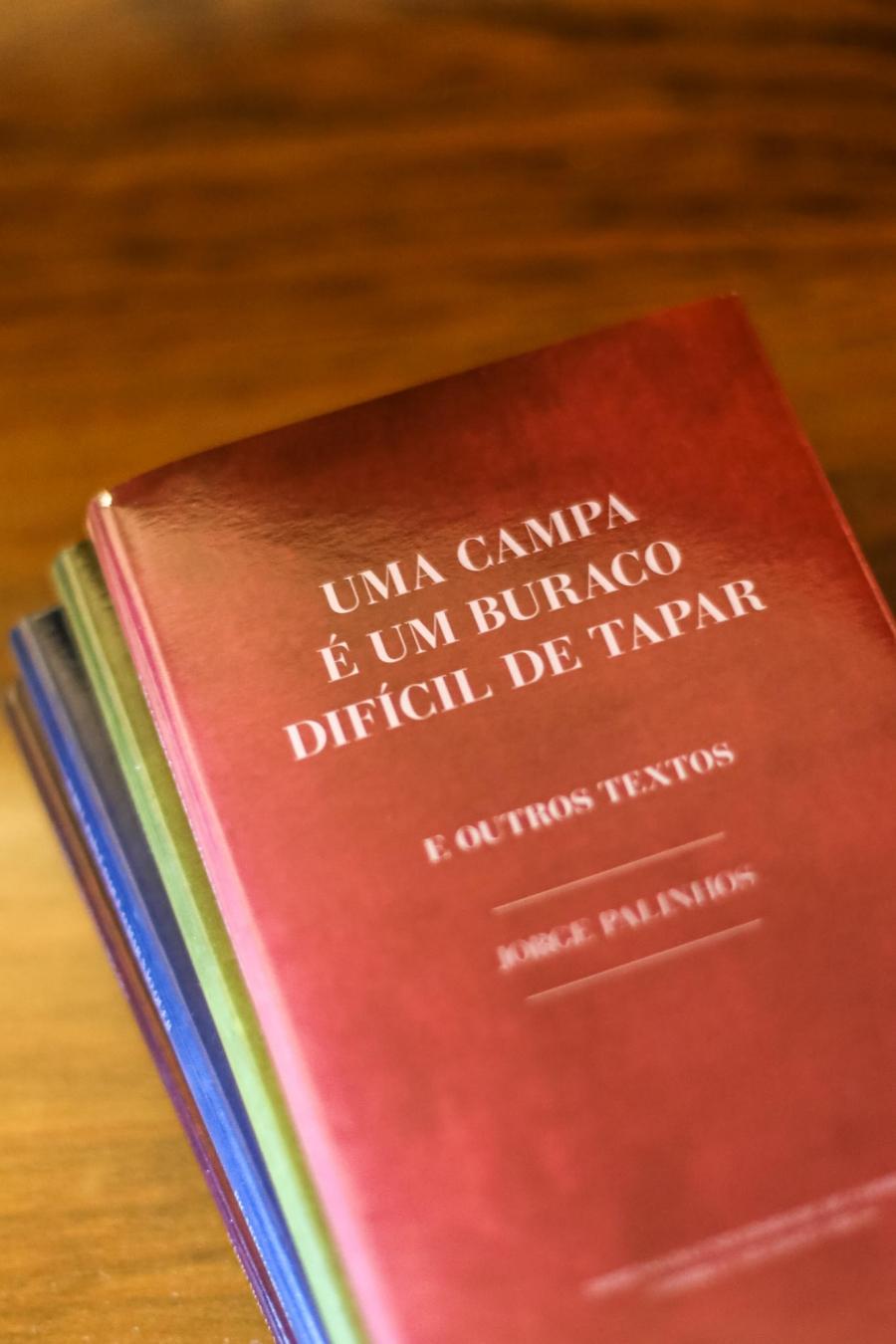 Uma Campa é um Buraco Difícil de Tapar e Outros Textos (online)