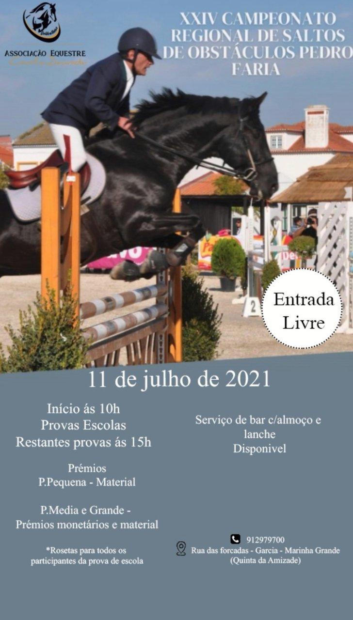 PROVA DE OBSTÁCULOS 2021