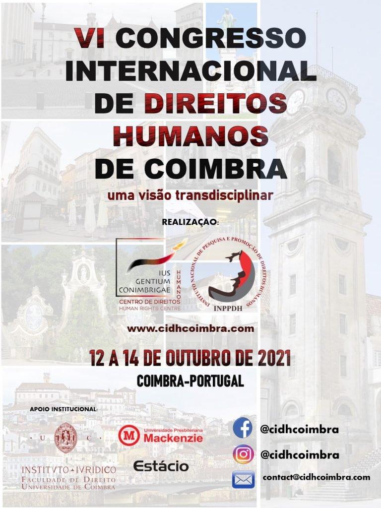 VI Congresso Internacional de Direitos Humanos de Coimbra