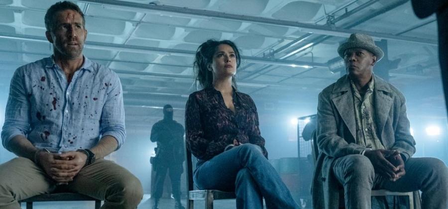 Cinema :: O Guarda-Costas e a Mulher do Assassino