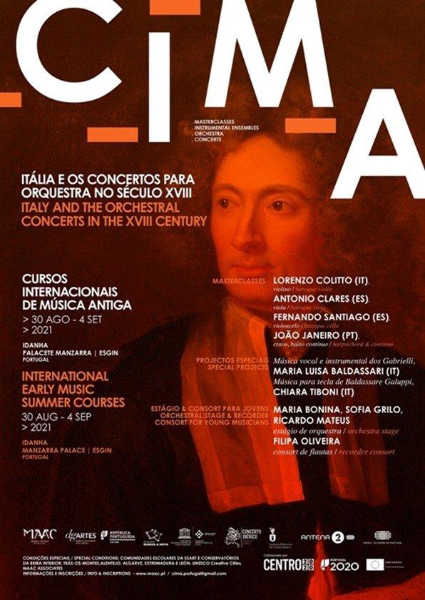 CIMA - Cursos Internacionais de Música Antiga