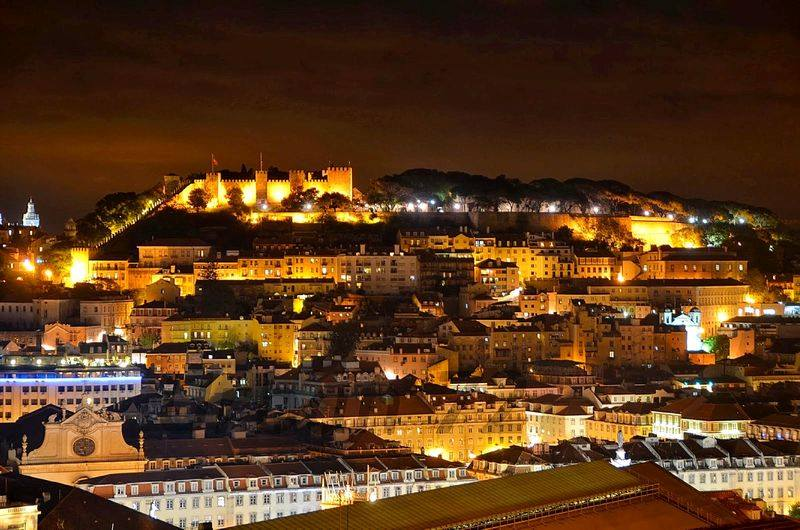 Caminhada de Lua Cheia por Miradouros de Lisboa
