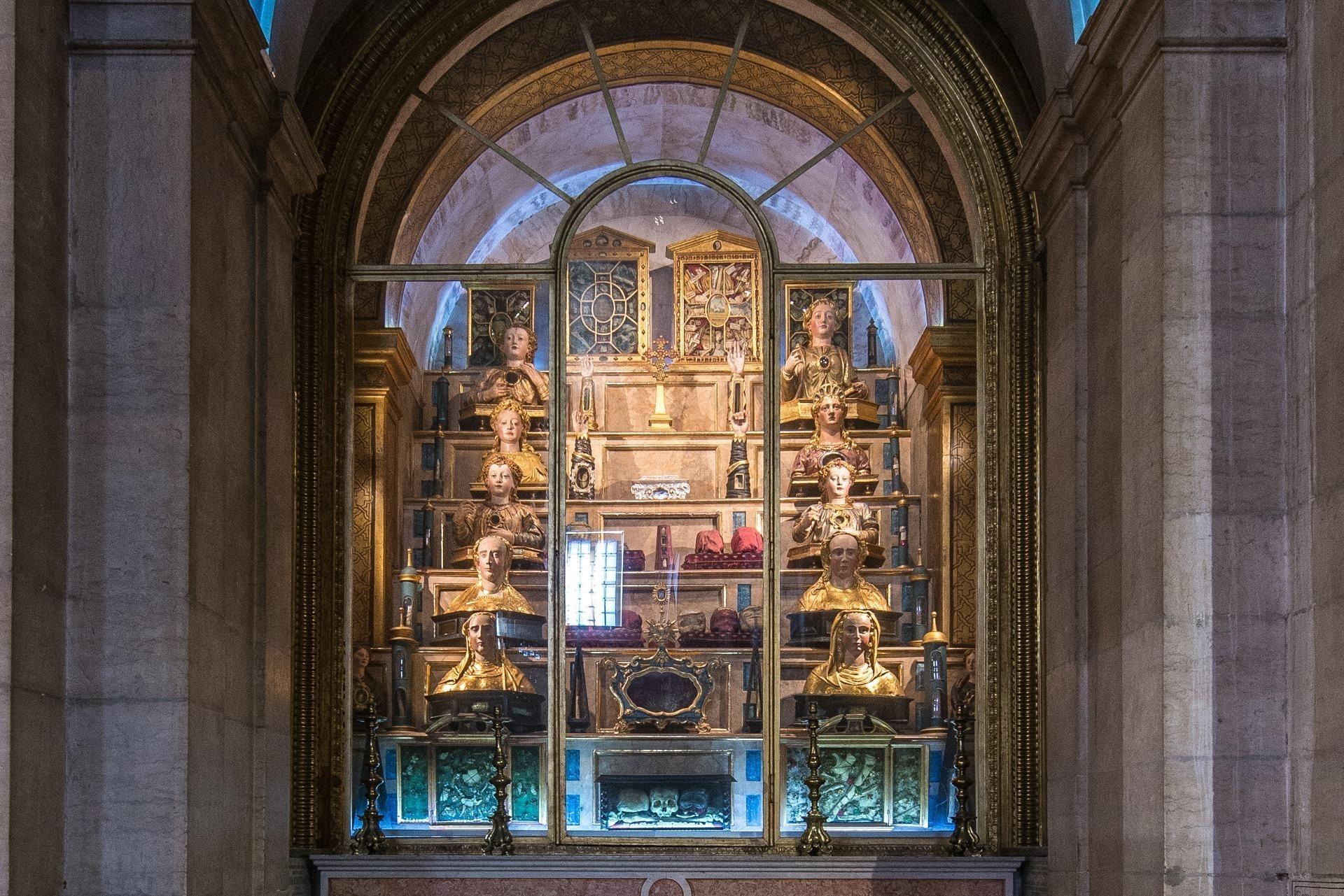 Visita virtual 'A coleção de relicários da Igreja e Museu de São Roque'   Participação individual