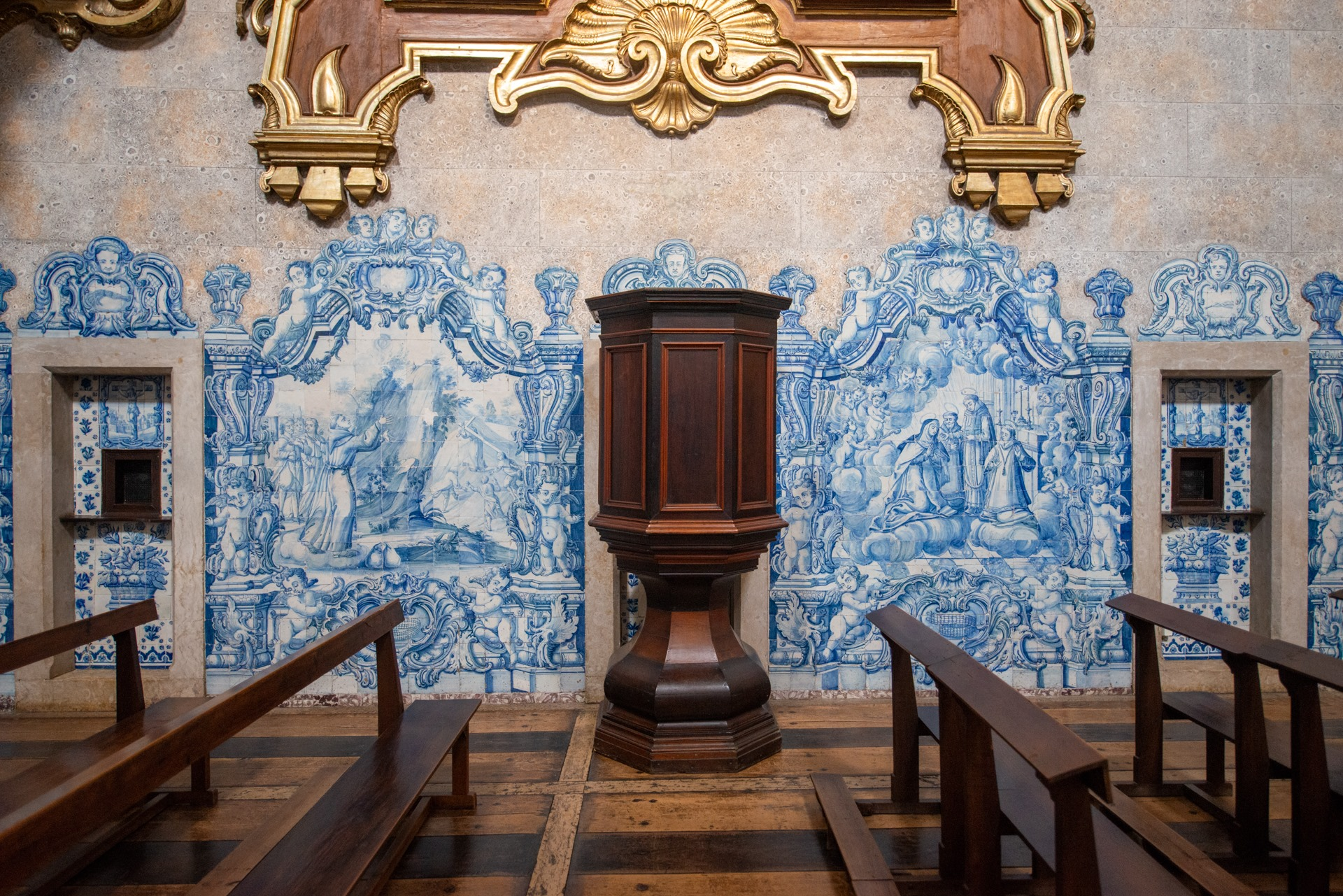 Ecologia e pensamento franciscano   Visita temática ao Convento de São Pedro de Alcântara