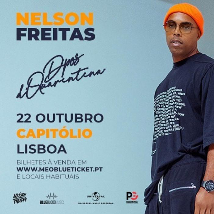 Nelson Freitas - Capitólio