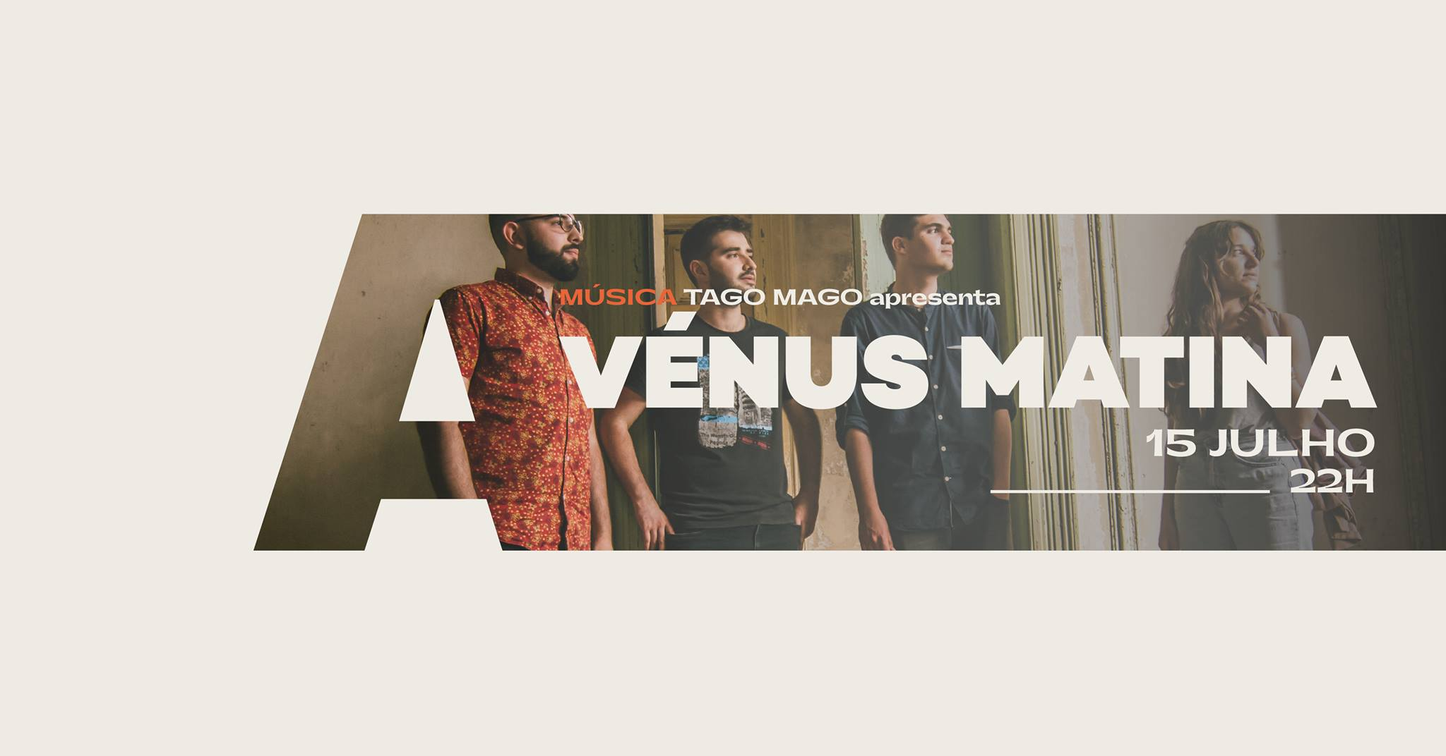 Vénus Matina no Avenida Café-Concerto