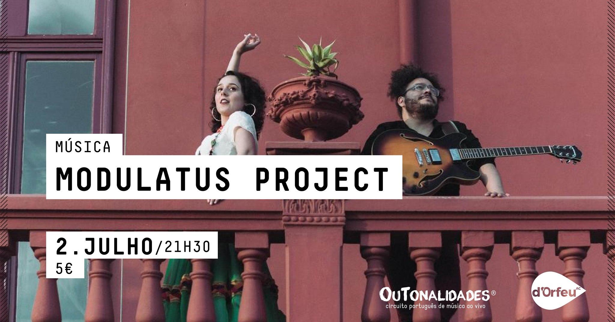 Modulatus Project (Outonalidades / D'Orfeu)