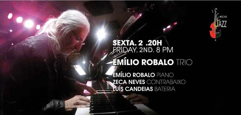 Emílio Robalo trio