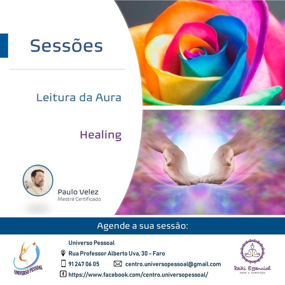 Leitura da Aura & Healing